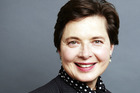 Italian actress Isabella Rossellini. Photo / AP