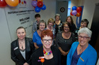 Official opening new Community Health Hub. Photograph by Stephen Parker