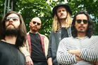 Australian indie rock band, The Temper Trap.