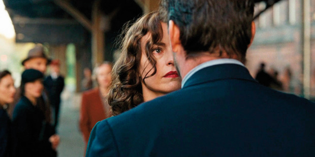 Nina Hoss and Ronald Zehrfeld in Phoenix.