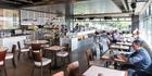 Mozaik cafe. Photo / Michael Craig