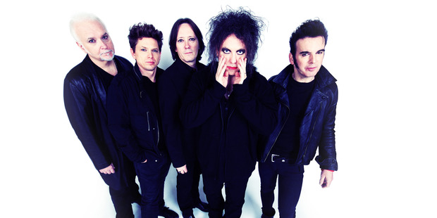 The Cure a returning to New Zealand to perform for fans.