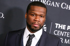 American rapper and actor Curtis '50 Cent' Jackson. Photo / AP