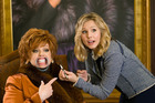 Melissa McCarthy and Kristen Bell in a scene from, The Boss. Photo / AP