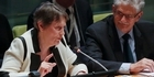 Watch: Watch: Helen Clark makes her pitch for UN job