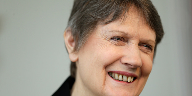 Loading Helen Clark is one of eight candidates who have been nominated by their countries to replace Secretary-General Ban Ki-moon.  Photo / AP