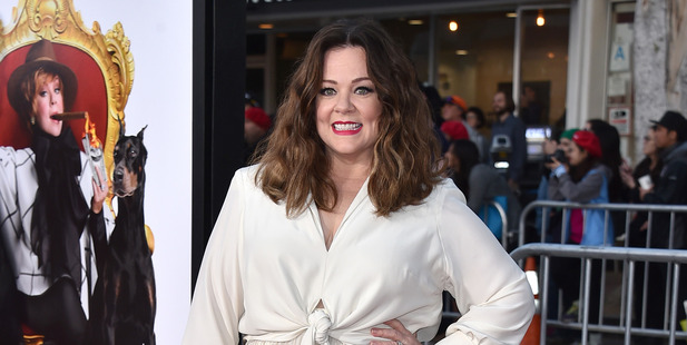 Actress Melissa McCarthy has said she will return for the Gilmore Girls revival. Photo / AP