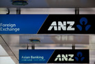 ANZ has indicated its bad debt provisions will be much higher than forecast as resources companies struggle to repay loans. Photo / Dean Purcell