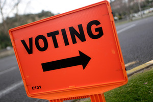 The three-yearly local authority elections will take place on October 8.