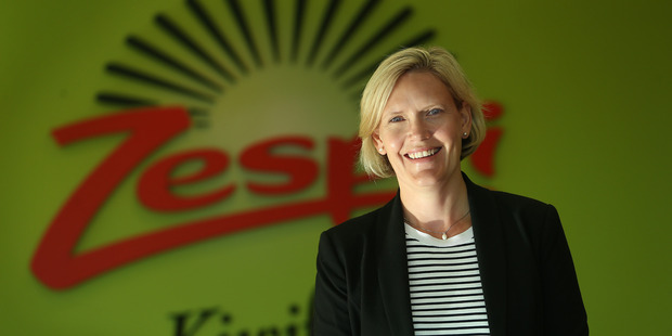 Zespri health and nutrition innovation leader, Dr Juliet Ansell says the symposium is a great opportunity for Tauranga and the perfect platform to discuss the latest research. Photo/John Borren