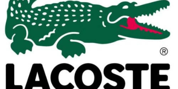 The Lacoste logo. Photo / Supplied