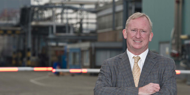 Emery Severin, chief executive of Nuplex Industries. Photo / Supplied