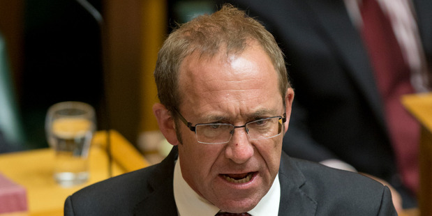 Loading Andrew Little says Labour is concerned about a legal challenge by Maori fisheries group Te Ohu Kaimoana. Photo / Mark Mitchell