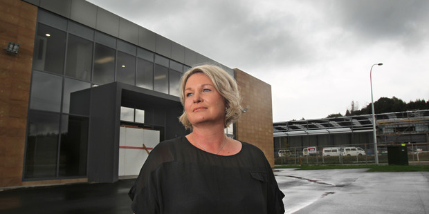 Tauriko Business Estate commercial manager Rachel Emerson. Photo/File