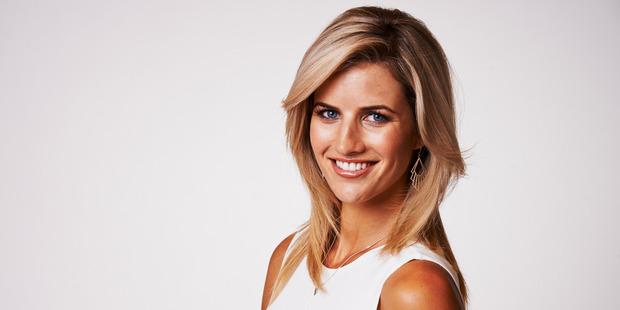 TVNZ presenter Alison Pugh.