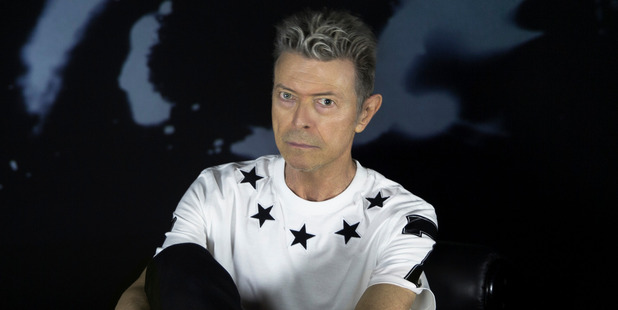 Bids will open for the sheet music for the Bowie song Blue Jean, from his 1984 album Tonight. Photo / Sony Music