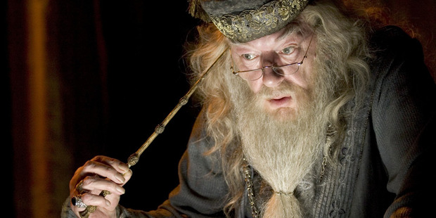 JK Rowling says Albus Dumbledore is her favourite character aside from Harry Potter.