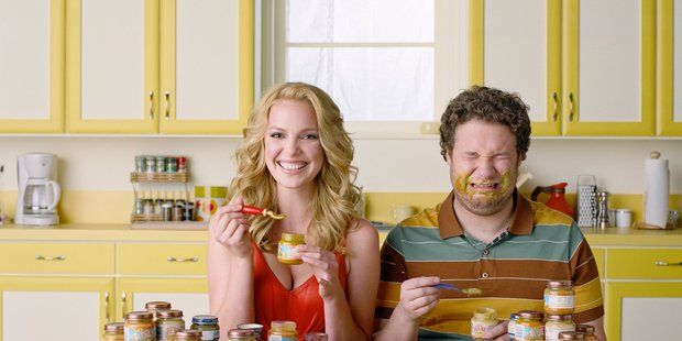 'Knocked Up' is among Katherine Heigl's long list of misses.