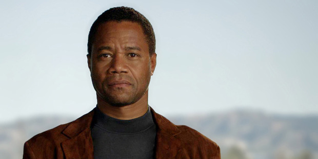 Cuba Gooding, Jr. as O.J. Simpson in American Crime Story: The People v. O.J. Simpson.