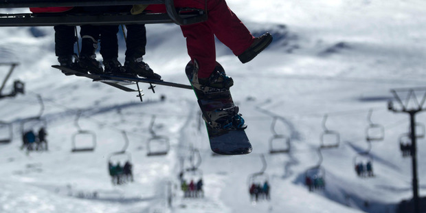 Ski season is just around the corner and earlybird season passes are starting to trickle in. Photo / Alan Gibson