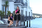 Kay Rogers (left) and Catherine Membery have rebranded their travel company. Photo/John Borren