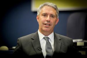 Hastings Mayor Lawrence Yule.