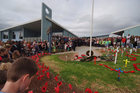 Anzac Day at Omokoroa Point School