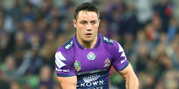 What the Warriors need to do is go out and buy Cooper Cronk. Photo / Getty Images