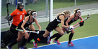 View: Black Sticks hammer Korea