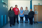 The Big Ward's morbidly obese patients for whom bariatric surgery was a life-saving option. Photo / Supplied