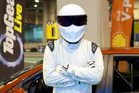 The mysterious Stig is a fan favourite.