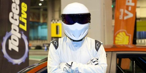 Loading The mysterious Stig is a fan favourite.