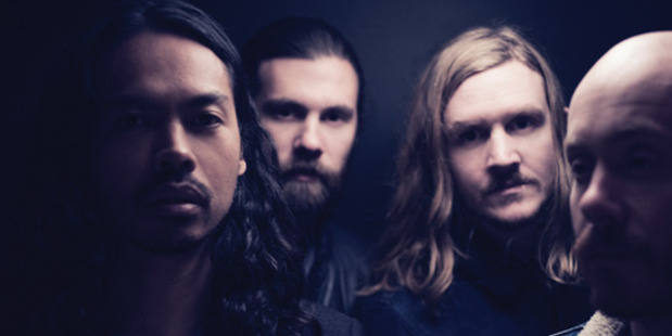 The Temper Trap are playing a iHeartRadio, 2degrees show in New Zealand.