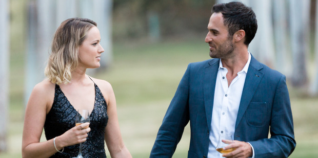 Jordan Mauger has sent home Sarah from The Bachelor NZ, saying a joint abseiling date was 'telling'.