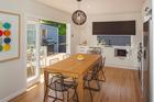 The Wotton family's new kitchen.