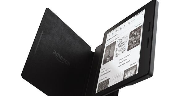 Kindle Oasis. Photo / Amazon