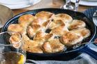 Annabel Langbein's chicken pie recipe