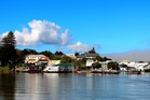 Rawene is situated on the southern shore of the Hokianga Harbour. Photo /  Natalie Slade