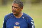 New Springboks coach Allister Coetzee. Photo / Getty