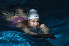 New Zealand swimmer Lauren Boyle. Photo / Brett Phibbs