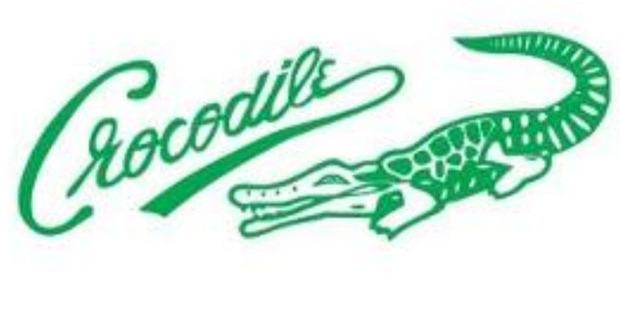 The logo for Crocodile international.