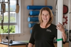 Pilates Focus owner Sandy Bird is originally from California, but has lived in Rotorua for 10 years. She says Kiwis often ask her for her views about the American presidential election. Photo / Stephen Parker