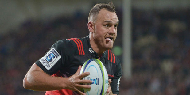 Israel Dagg. Photo / Getty