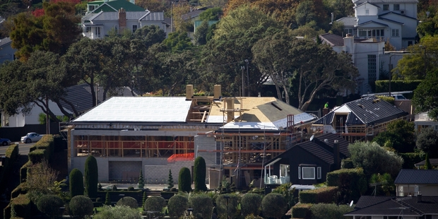 Mr Morton has sold his Remuera mansion on Victoria Drive for $18.5 million. Photo / Greg Bowker