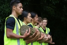 Rotorua Lakes High School students shared the load during the Longest Day challenge. Photo / Haana Howard