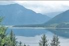 Upper Arrow Lake, where Laura Letts-Beckett drowned.