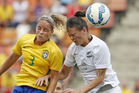 The Football Ferns will face USA, France and Colombia at the Olympics. Rafael Ribeiro / CBF