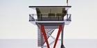 Waimarama SLSC watch tower new design.
