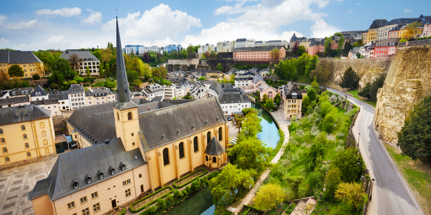Luxembourg is a tax haven with a fairytale setting. Photo / iStock
