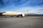 An Etihad pilot deliberately delayed a flight from the UK to Australia so a couple could disembark and rush to their dying grandson's side. Photo / iStock